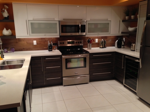 Of Refacing Kitchen Cabinets Do It Yourself And Amazing Galley Kitchen